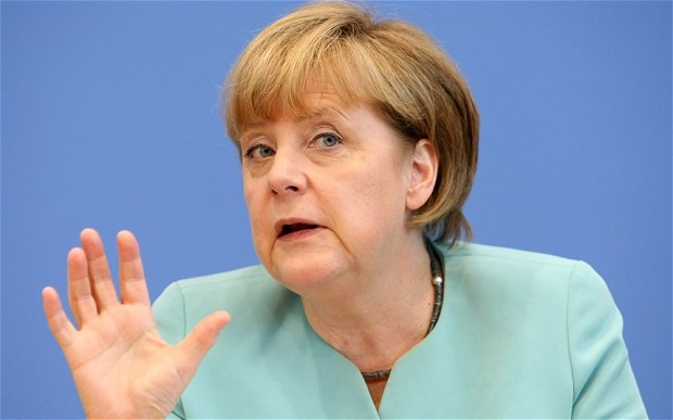 Germany Hosts Conference on Syrian Refugee Crisisimage