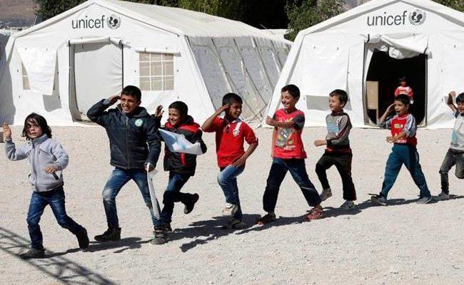 Schooling for Syrian refugee children gets inventiveimage