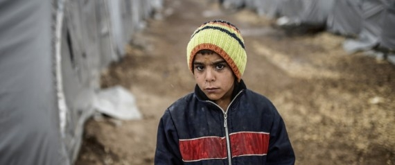 UN Warns Millions Of Syrians Could Go Hungry This Winterimage