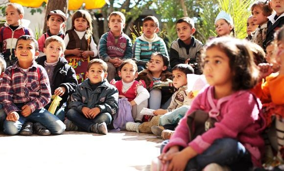 KSA to Pay $2m for Education of Syrian Childrenimage