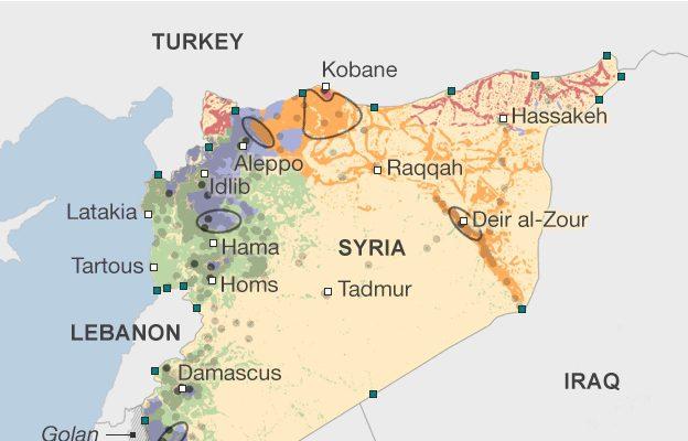 UN's Staffan de Mistura hope to resolve the syrian crisisimage