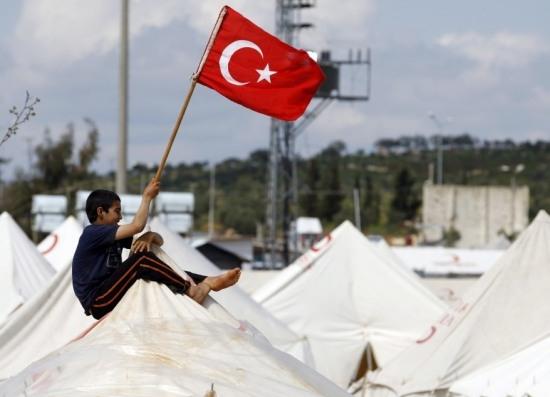 Turkey Provides Education for Syrian Refugee Childrenimage