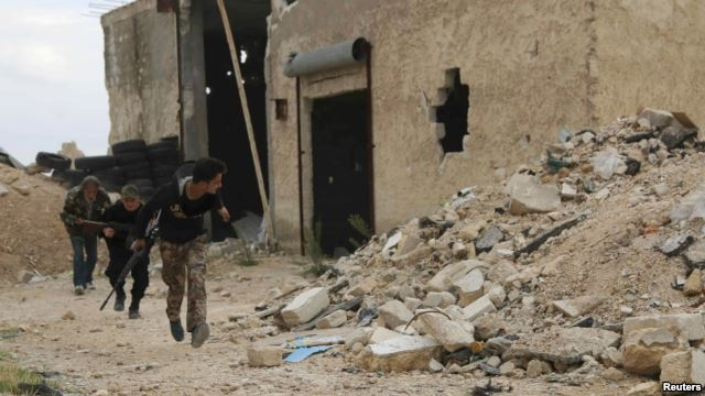 Turkey Fears Refugee Influx if Aleppo Fallsimage