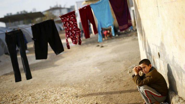 Doors closing for Syrians seeking refuge abroadimage