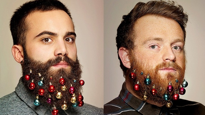 Charity beard baubles are an unexpected Christmas hitimage