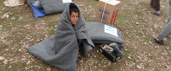 Syrian refugees in Turkey need more aid due to cold weather hitsimage