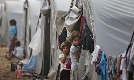 Take in Syrian refugees, aid agencies tell rich countriesimage