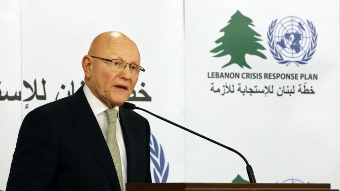 Lebanon launches refugee crisis response planimage