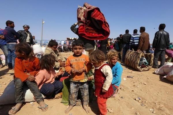 Refugee numbers rising: four questions about those from Syria and beyondimage