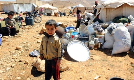 Syria's civil war has forced 3m refugees to flee why is the US accepting so few?image