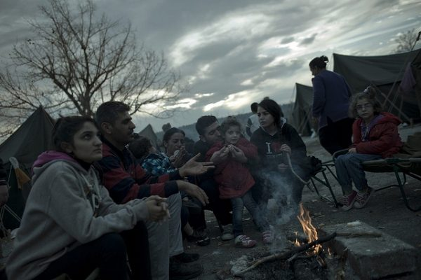WINTER PREPAREDNESS PROGRAMS FOR SYRIAN REFUGEESimage