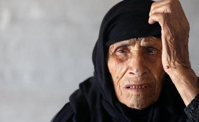 Oldest Syrian refugees living twilight years in destitutionimage
