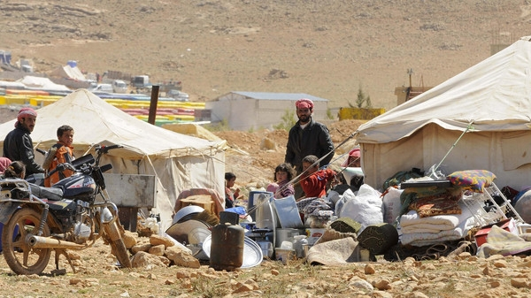 What can be done for Syrian refugees in the Middle Eastimage