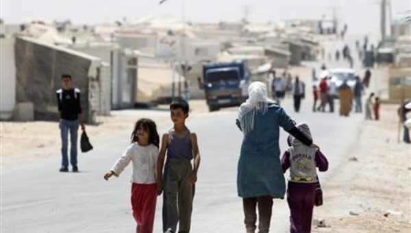 Uruguay a Poor country Receiving Syrian Refugeesimage
