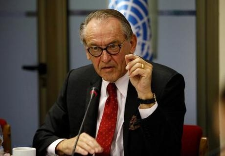 Deputy U.N. Secretary General Travels to Beirut to Tackle Syrian Refugee Fileimage