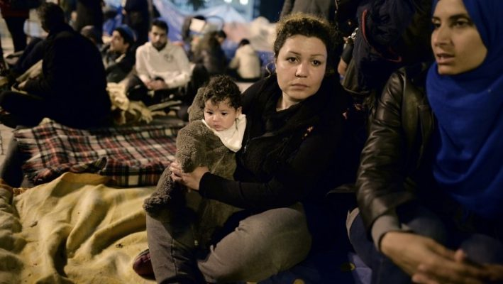 UK response to Syria refugee crisis is 'shocking' claims charityimage