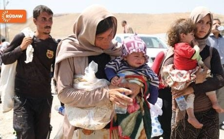 Refugees in Kurdistan to receive Iraqi aidimage