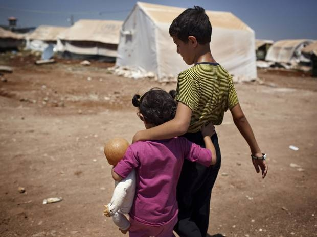 Protecting Refugee Children in the Middle East and North Africaimage