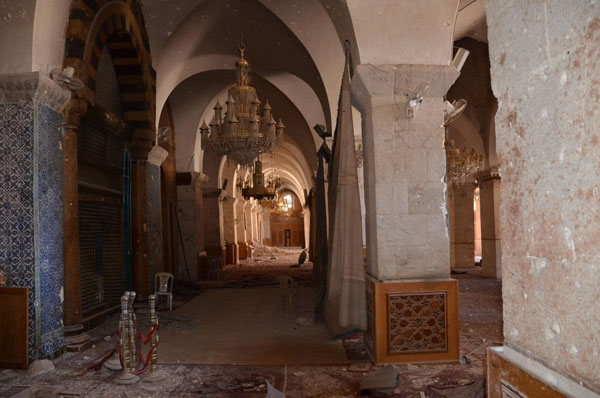 UNESCO calls to protect cultural sites in Iraq and Syriaimage