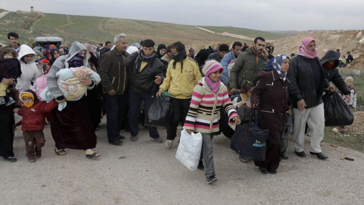 EU give extra 20 million euros in humanitarian funding for Syrian refugees in Jordanimage