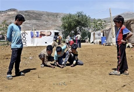 Turkey Opens Biggest Camp for Kobane Refugeesimage