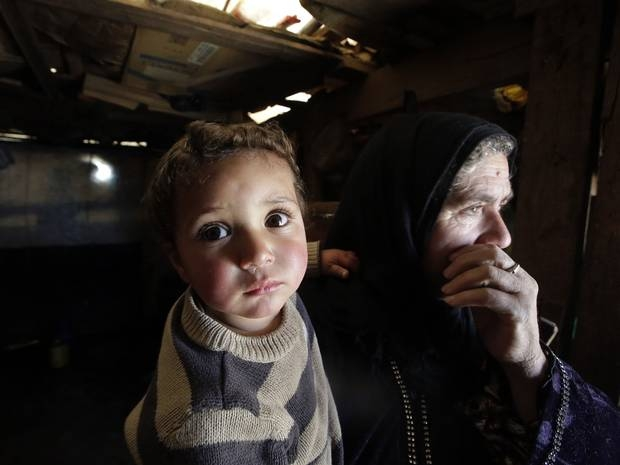200,000 Syrian child refugees forced into slave labour in Lebanonimage