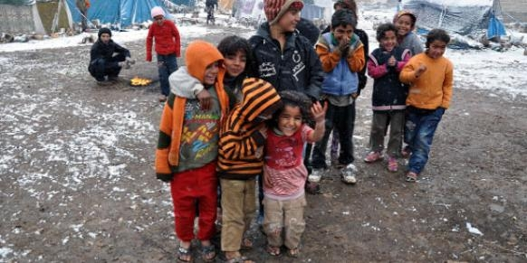 1.6 million Syrian refugees brace for brutal winter in Turkeyimage