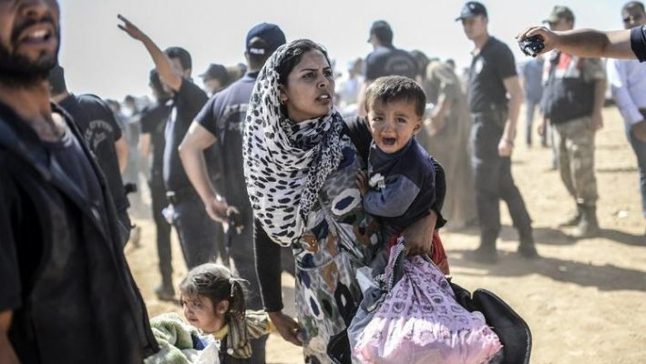 The world's extraordinary refugee crisis demands extraordinary aidimage