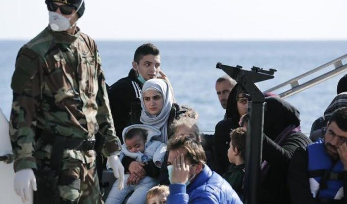Europe's fear of Syria's ghost boatsimage