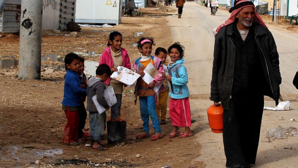 US Look to Aid Syrian Refugees Amid Security Concernsimage