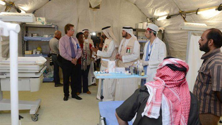 UAE donates $1m to help Syrian refugees in Jordanimage