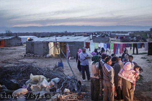Syrian refugees suffer from revenge attacks in Lebanonimage