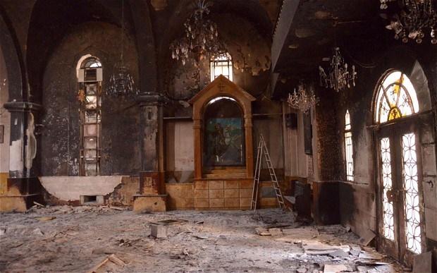 CATHOLIC AID GROUP PLEDGES $2.8 MILLION TO HELP CHRISTIANS IN SYRIAimage