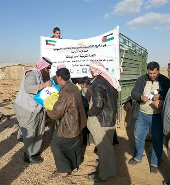 Kuwait provides more aid to Syrian refugeesimage