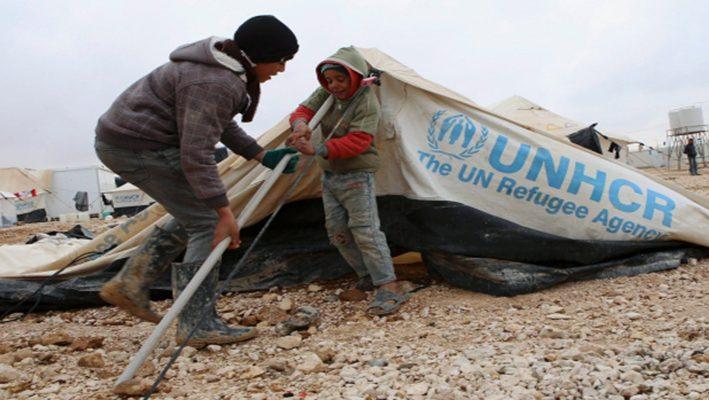 Aid for Syrian refugees falling far short of soaring demandimage