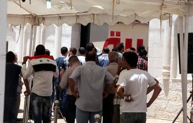 Syrians make up 88% of Jordan's Mafraq populationimage