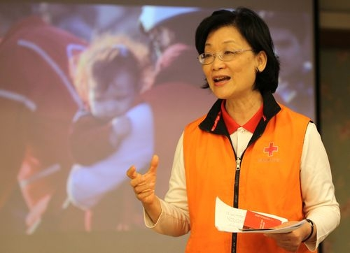 Taiwan Red Cross raises funds to supply food for Syrian refugeesimage