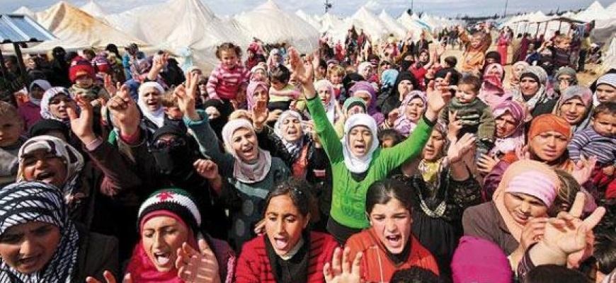 Syrian refugees in Turkey eager to return homeimage