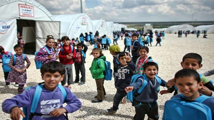 Syria and Iraq wars swell numbers of asylum seekers.image