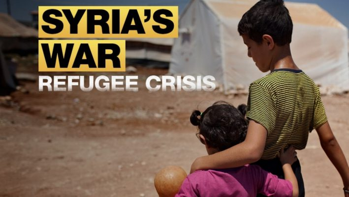 The pitiful response of developed countries to the Syrian refugee crisisimage