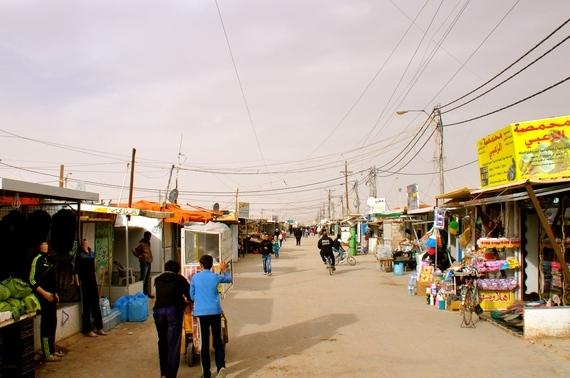 Syrian Refugee Crisis Strains Jordan's Resourcesimage