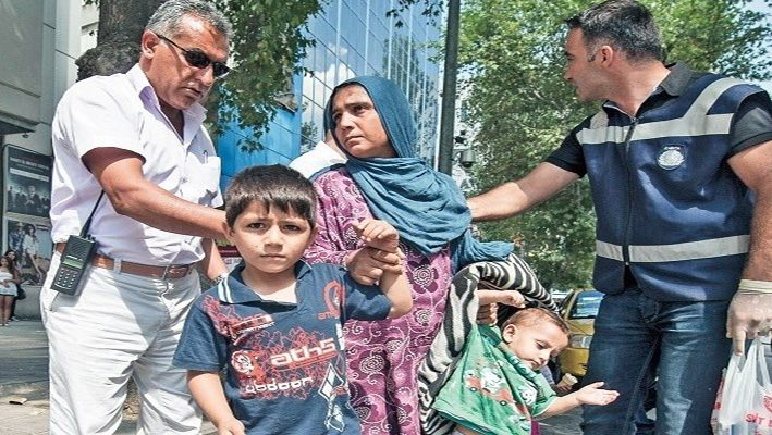 İzmir hit with Syrian refugee crisis, crime jumps 30 percentimage