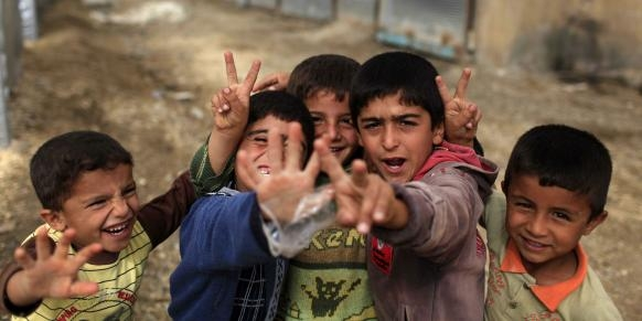 Plight of Syrian gypsy refugees being ignoredimage