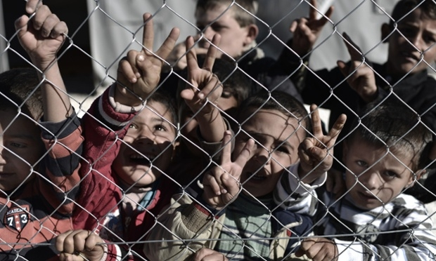 UN plan to resettle Syrian refugees in northern Europeimage