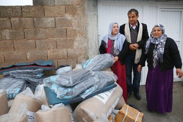 Qatar provides $10m aid for Syrian refugeesimage