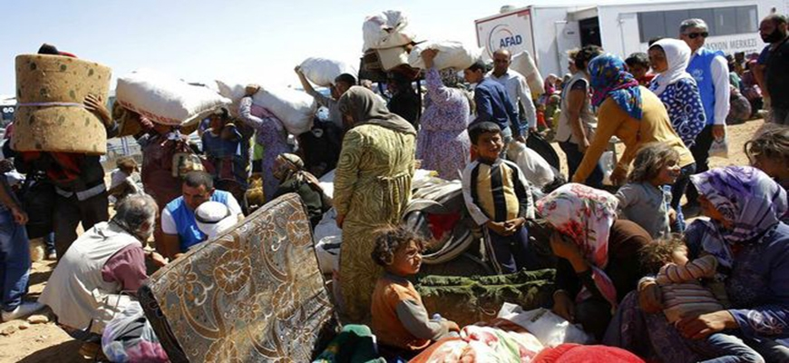 UAE AID FOR SYRIAN REFUGEES SURPASSES DH 1.34 BILLIONimage