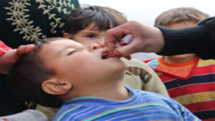 Measles Return To The Syrians And Recording 594 Injuredimage