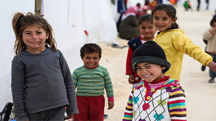 A Joint Venture To Help The Syrian Children In Turkeyimage