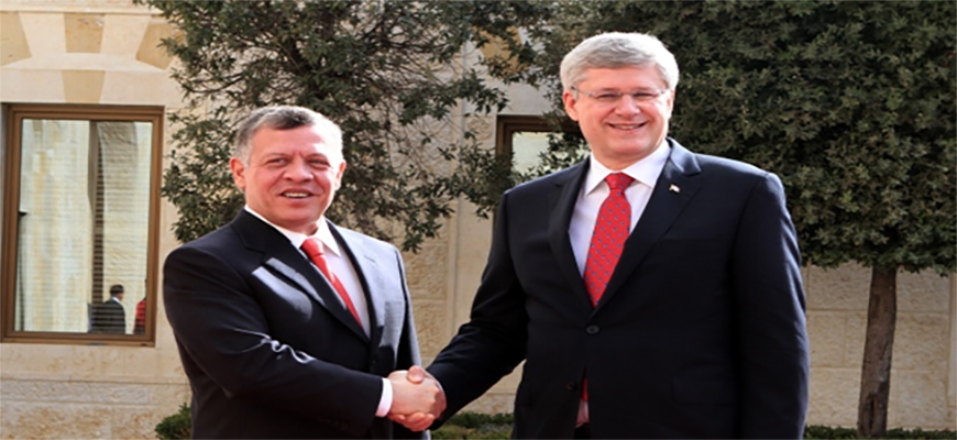 Canadian assistance to Jordan to face the flow of Syrian refugeesimage