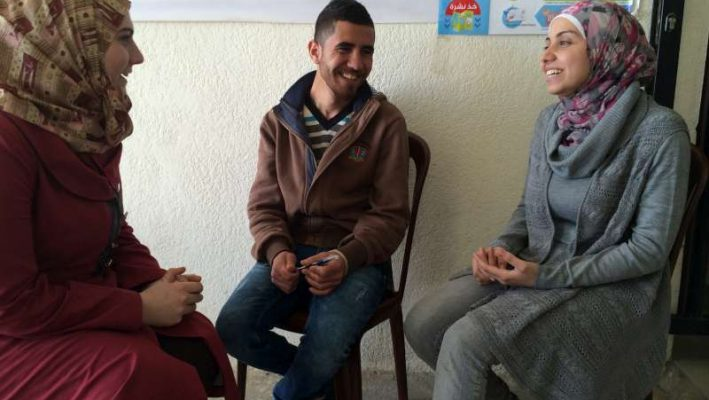 UN centre eases tensions between Syrian refugees and their Lebanese hostsimage